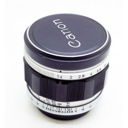 Canon 50mm/f1.4