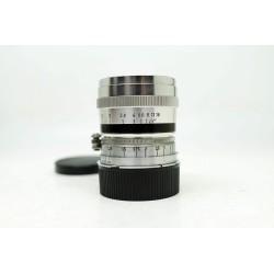Voigtlander Nokton 50mm/f1.5 With 3 Filters