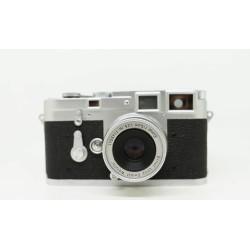 Leica M3 DS With Elmar 5cm f/3.5