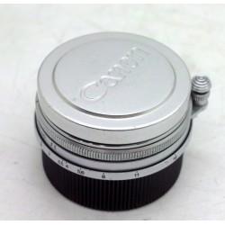 Canon 25mm/f3.5 LTM