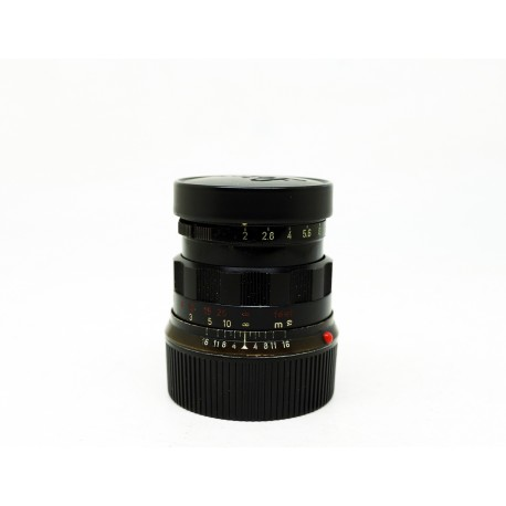 Leica Summicron 50mm/f2 Rigid Black