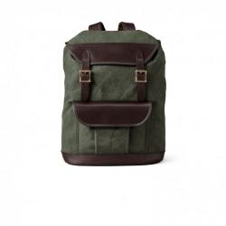 Rugged canvas rucksack