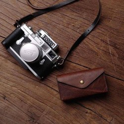 meteor leather film case (4 rolls)