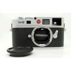 Leica M8 digital rangefinder camera (Silver)