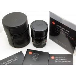 Leica Summilux 50mm f1.4 Asph