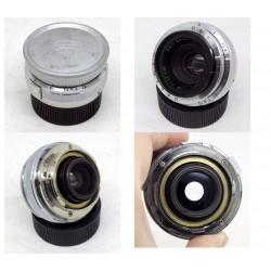 Carl Zeiss Biogon 35mm f/2.8, Rangefinder coupled