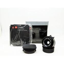 Leica Lens Elmarit-M 28mm/f2.8 ASPH Black