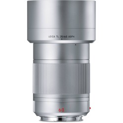 Leica APO Marco Elmarit TL 60mm/f2.8 ASPH Silver 11087