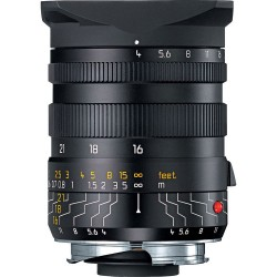 Leica Tri-Elmar-M 16-18-21mm f/4 Aspherical Manual Focus Lens (6-Bit) with Universal Wide-angle Viewfinder 11642
