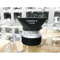 Leica Summaron-M 28mm f/5.6 Lens (11695)