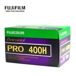 Fujicolor Professional Pro 400H 135-36 Color Negative Film