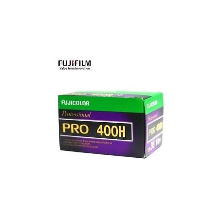 Fujicolor Professional Pro 400H 135-36 Color Negative Film