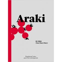 Nobuyoshi Araki Hi Nikki ( Non Diary Diary )