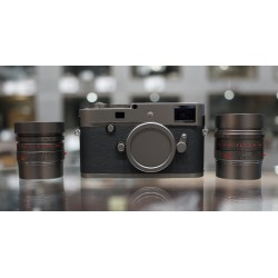 Leica M-P (TYP 240) Titanium camera set (Brand New)