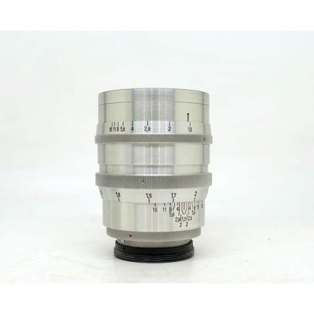 Carl Zeiss Biotar 7.5cm f1.5