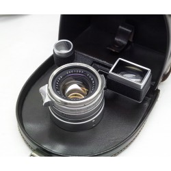 Leica Summilux 35mm/f1.4 v.1 goggles (steel rim)