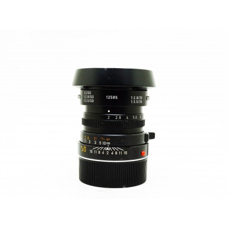 Leica Summicron M 50mm/f2