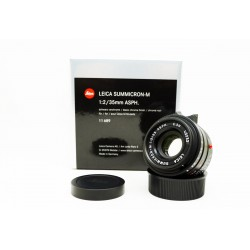Leica Summicron 35mm/f2 ASPH BLK