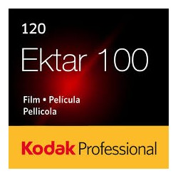 Kodak Ektar 100 Color Negative Film 120