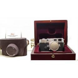 Leica M6J (1994 Special Edition 40th Anniversary Leica M) set