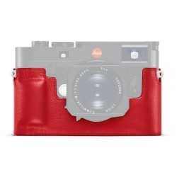Leica M10 Leather Protector (Red) 24022
