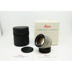 Leica Summilux 50mm/f1.4 Pre-A Titan