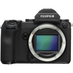 Fujifilm GFX 50S Medium Format Mirrorless Camera + Fujifilm GF 63mm f/2.8 R WR Lens