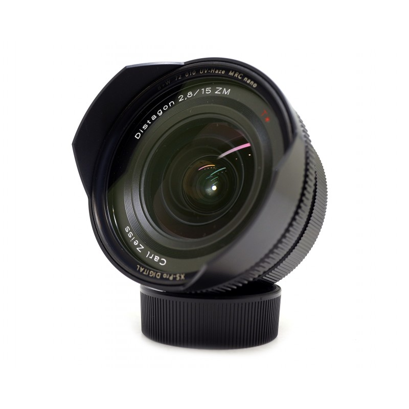 Zeiss Distagon T* 15mm f/2 8 ZF 2 Lens for Nikon - meteor