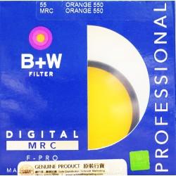 B+W 39 XO.5 MRC 040M Orange 550 23647
