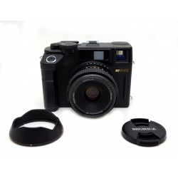 Bronica RF 645 With 65mm f/4.5 Lens ( With Box)