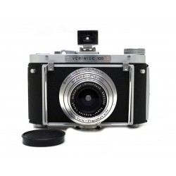 Brooks-Plaubel Veriwide 100 (6x10 medium format film camera)