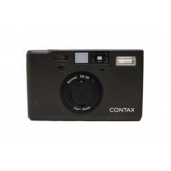 Contax T3 35mm Point & Shoot Film Camera (Black)