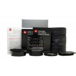 Leica Summilux 35mm/f1.4 ASPH Black