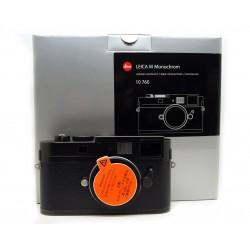 Leica M Monochrom Digital Camera (Black) (10760) used