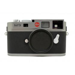Leica M9 digital rangefinder Camera (Steel Grey) used