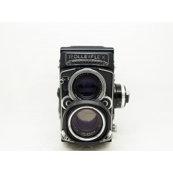 Rolleiflex TLR 2.8F Xenotar White Face Camera