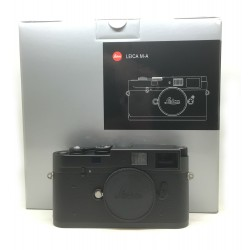 Leica M-A (Typ 127) Rangefinder Camera (Black)