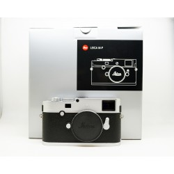 Leica M-P 240 digital rangefinder Camera Silver