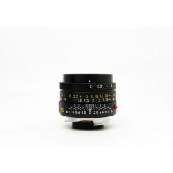 Leica 35mm/f2 ASPH Black