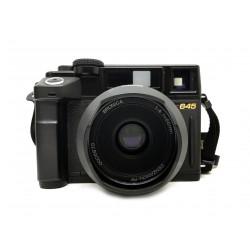 Bronica RF 645 Camera & 65mm f/1.4 Lens
