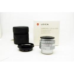 Leica Summicron 35mm/f2 ASPH
