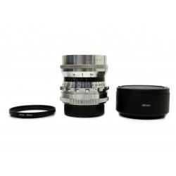 Voigtlander Nokton 50mm f/1.5 LTM (Original L39 mount)