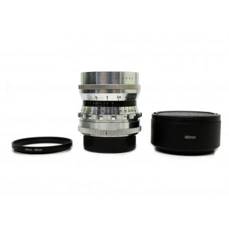 Voigtlander Nokton 50mm/f1.5