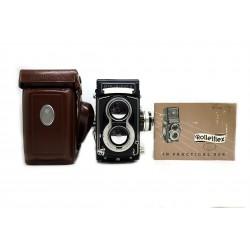 Rolleiflex 3.5F TLF White face