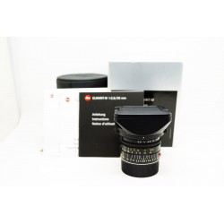 Leica Elmarit-M 28mm/f2.8 Black