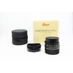 Leica Summicron 35mm/f2