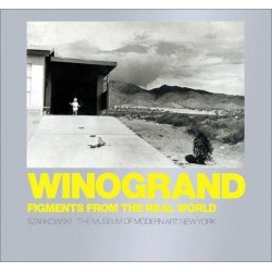 Winogrand Figments From The Real World Szarkowski The Museum Of Modern Art ,New York