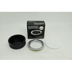 Voigtlander M-Bayonet Adapter Ring Type ll