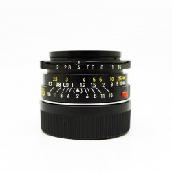 Leica Summicron-M 35mm f/2 (made in Canada)