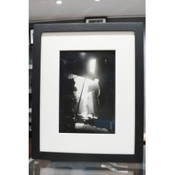 "Fan ho vintage print ""Chinese Slum"" 何潘原作 - 貧民窟"
